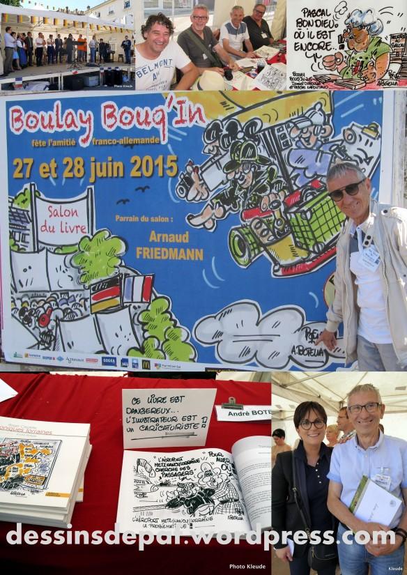 les images de Boulay Bouq'in 2015